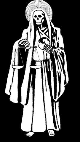 THE CANDLEMAS OCCULTUS : SANTA MUERTE